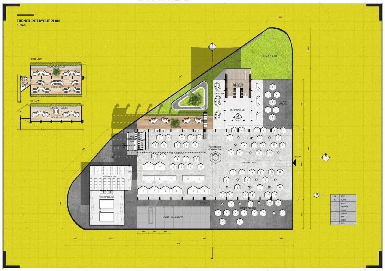 Advance Interior Design Practice 2  Chai Min Li. 9